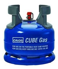 cube gas bottle