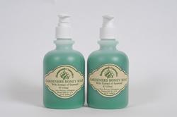 gardenes honey soap liquid