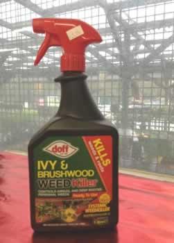 Ivy & Brushwood Weedkiller