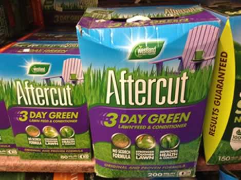 3 day lawn repair
