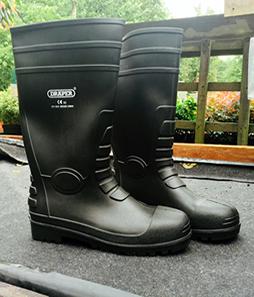Steel toe caps mens boots