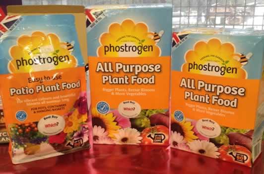 Phostrogen Plant Food