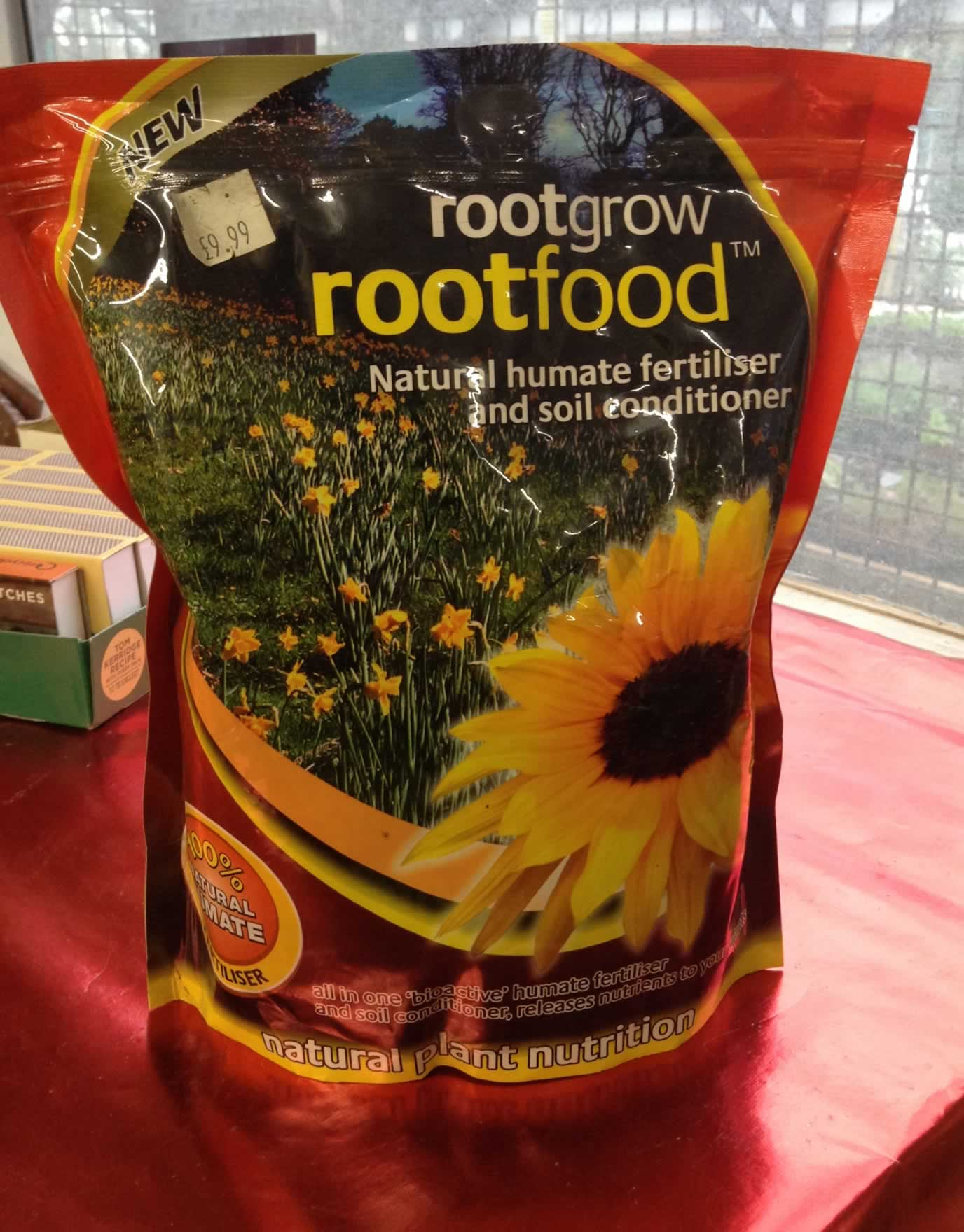 Rootgrow Rootfood