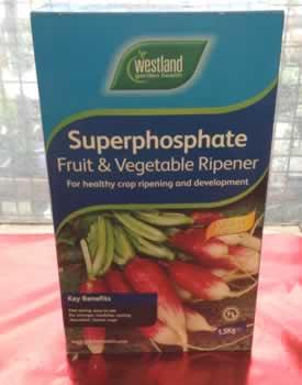 superphosphate fruit  vegetable ripener