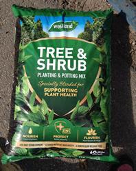 westland tree and shrub compost
