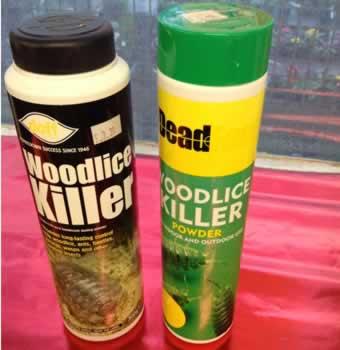 Woodlice Killers