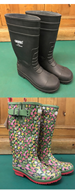 Unisex boots
