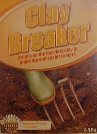 clay breaker conditioner