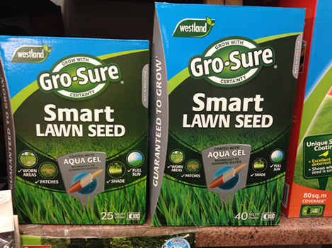 smart lawn seeds